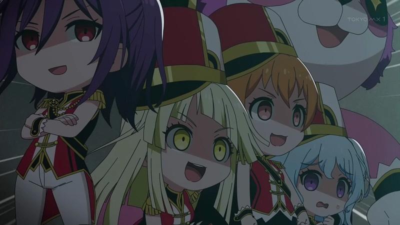 BanG Dream! Garupa☆Pico Fever! Capitulo 1 Sub Español Descargar