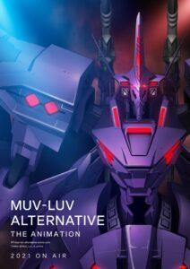 Muv-Luv Alternative The Animation: Temporada 1 Sub Español Descargar