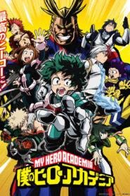 Boku no Hero Academia: Temporada 1 Sub Español Descargar